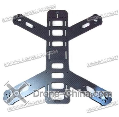 CHENJUAN Dia 10MM 3K Carbon Fiber Tube Boom 280MM for FY680 Quadcopter Hexacopter Multi Rotor Spare Parts